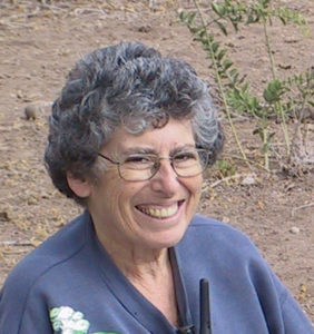 Behavioral Ecologist Jeanne Altmann.