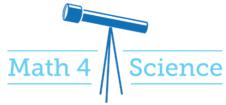 Math4Science