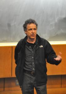 Computer scientist, Bernard Chazelle